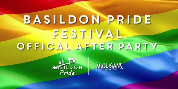 Basildon Pride Festival Official After Party