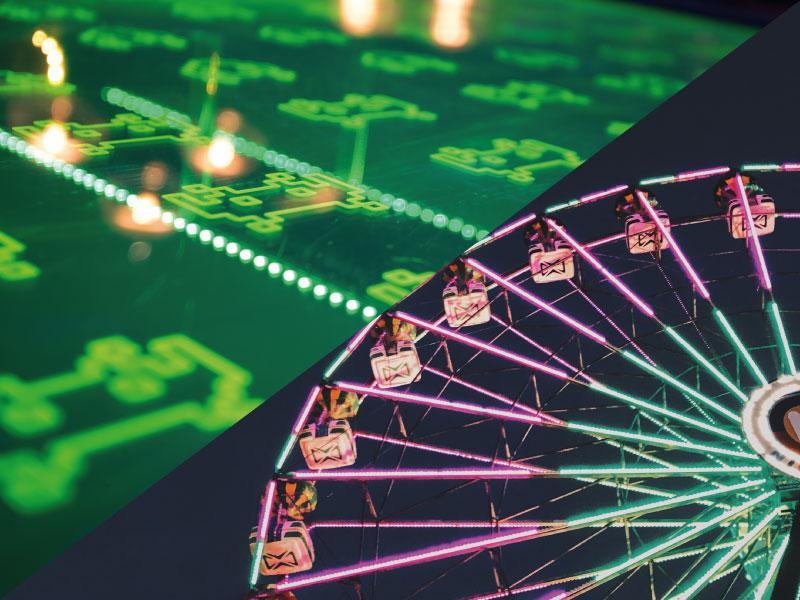 Arcade & Fairground Courses